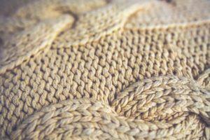 Wolle aus Merino